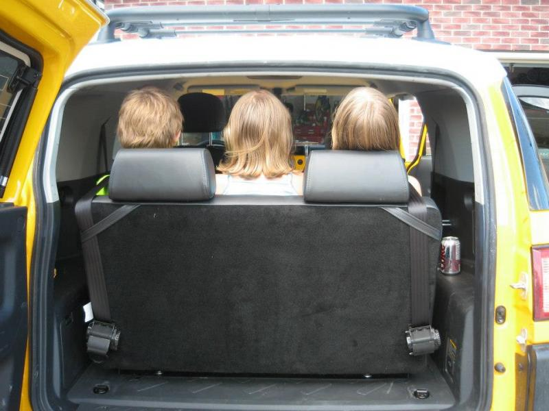 Used Fj Cruiser >> FS: Third Row Seat for FJ Cruiser