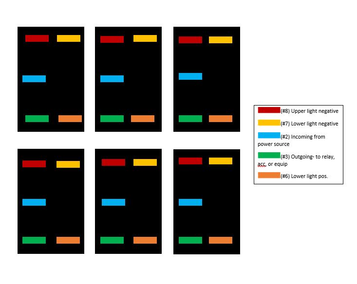 [FPER_4992]  OTRATTW Wiring Question | Otrattw Switch Wiring Diagram |  | FJ Cruiser Forum