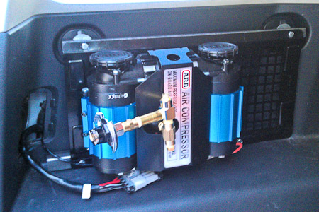 Arb Twin Air Compressor Mount Location Suggestions Page 5